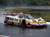 Jaguar XJR8 1987 pictures