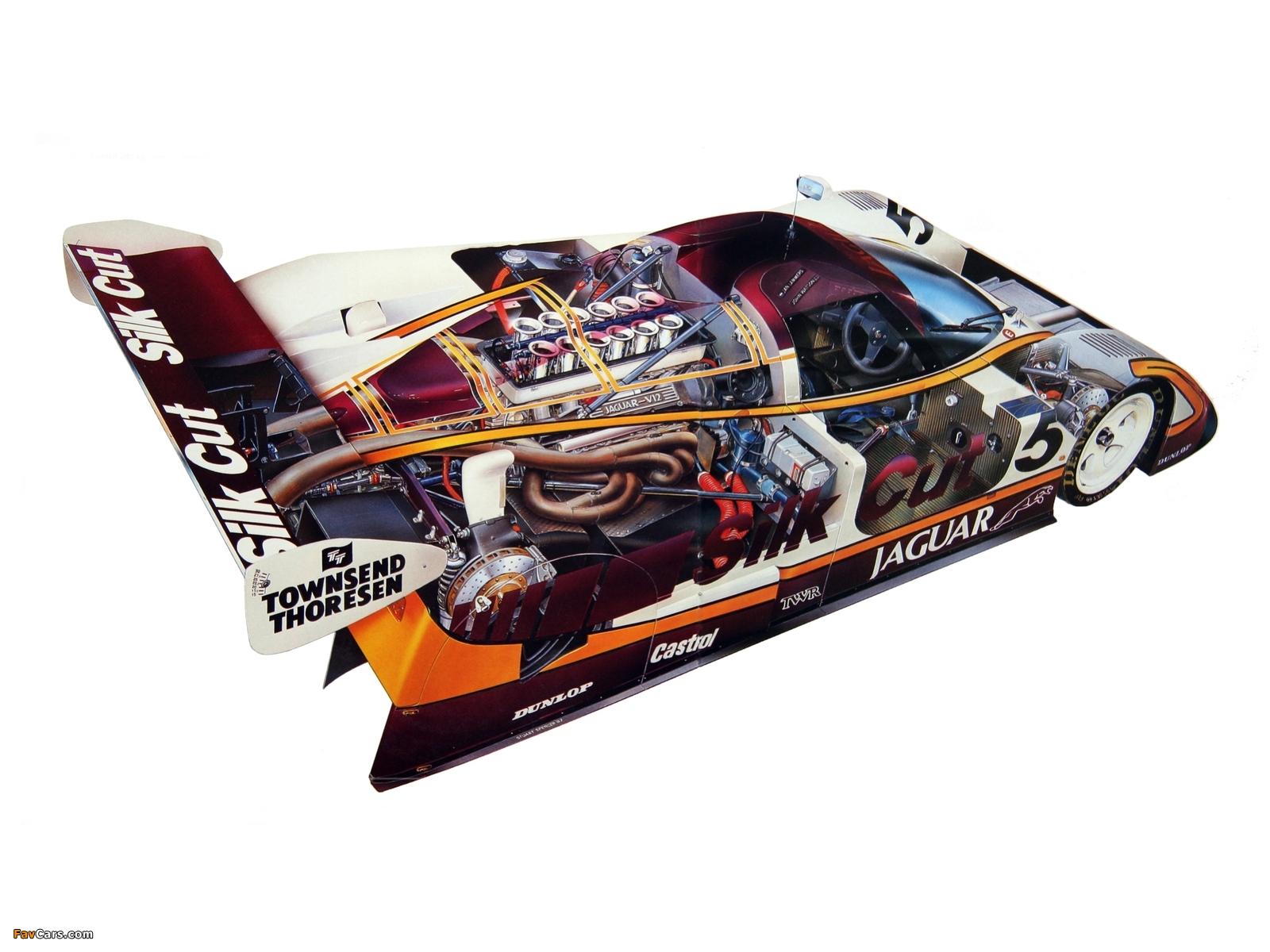 Jaguar XJR-9 | Jaguar Fan Club - Клуб любителей ...