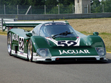 Jaguar XJR6 1985 wallpapers