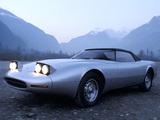 Jaguar XJ Spider Concept 1978 pictures
