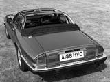 Jaguar XJ-SC UK-spec 1983–87 pictures