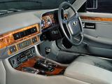 Jaguar XJR-S 6.0 by JaguarSport 1989–93 wallpapers