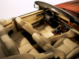 Jaguar XJS Convertible 1991–96 photos