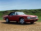 Jaguar XJS Convertible 1991–96 pictures