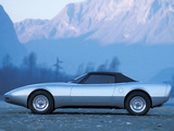 Photos of Jaguar XJ Spider Concept 1978