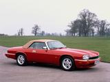 Photos of Jaguar XJS Convertible UK-spec 1991–96