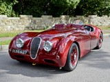 Images of Jaguar XK120 LT2 Alloy Roadster 1950