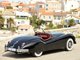 Images of Jaguar XK140 Roadster 1954–57