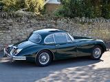 Images of Jaguar XK150 Fixed Head Coupe UK-spec 1958–61