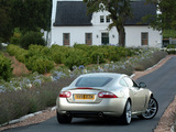 Images of Jaguar XK Coupe UK-spec 2006–09