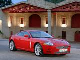 Images of Jaguar XKR Coupe 2007–09
