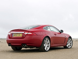 Images of Jaguar XKR Coupe UK-spec 2009–11