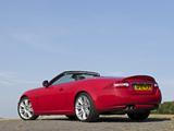 Images of Jaguar XKR Convertible UK-spec 2009–11