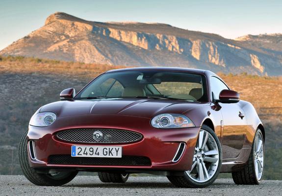 Images of Jaguar XK Coupe 2009-11