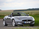 Images of Jaguar XKR Convertible UK-spec 2011