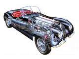 Jaguar XK120 Alloy Roadster UK-spec 1948–50 wallpapers