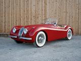 Jaguar XK120 Roadster 1949–54 pictures