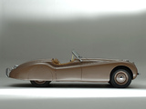Jaguar XK120 Roadster 1949–54 wallpapers