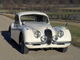 Jaguar XK120 Fixed Head Coupe 1951–54 images