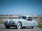 Jaguar XK120 Fixed Head Coupe 1951–54 pictures