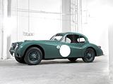Jaguar XK140 Fixed Head Coupe UK-spec 1954–57 pictures