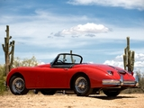 Jaguar XK150 S Roadster 1958–60 images
