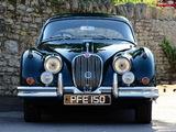 Jaguar XK150 Fixed Head Coupe UK-spec 1958–61 pictures