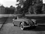 Jaguar XK150 Drophead Coupe 1958–61 wallpapers