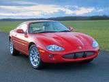 Jaguar XKR Coupe 1998–2002 images