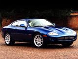 Jaguar XKR Coupe 1998–2002 photos
