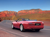 Jaguar XKR Convertible 1998–2002 photos