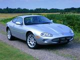 Jaguar XKR Coupe 1998–2002 pictures