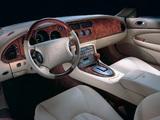Jaguar XKR Coupe 1998–2002 wallpapers