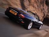 Jaguar XK8 Convertible 2003–04 wallpapers