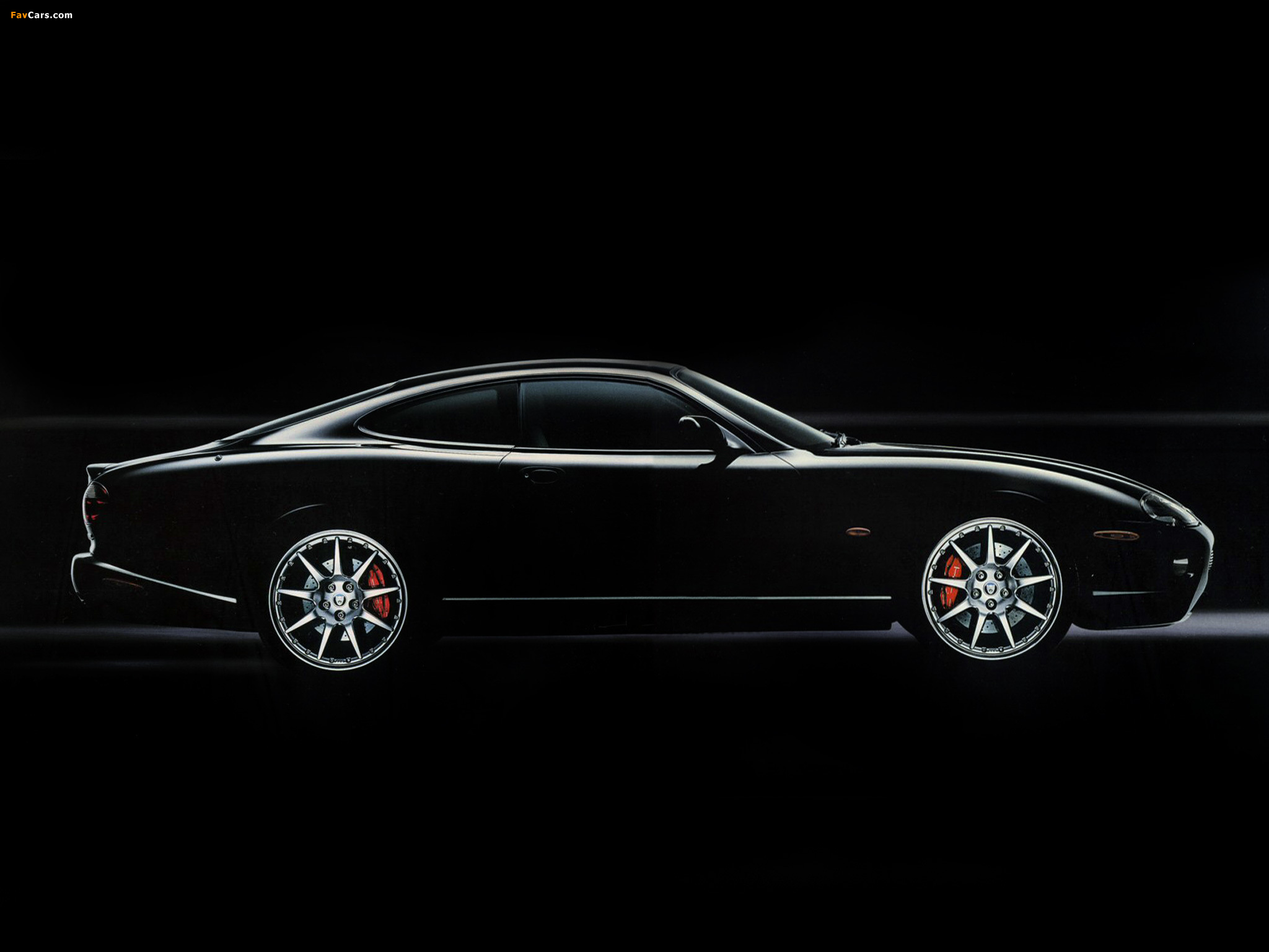 Jaguar The Car