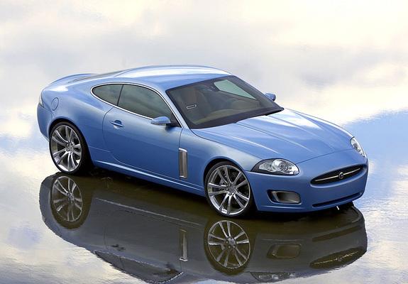 Jaguar Advanced Lightweight Coupe Concept 2005 Images