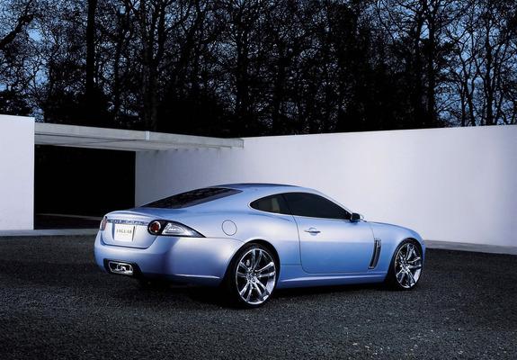 Jaguar Advanced Lightweight Coupe Concept 2005 Wallpapers
