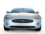 Jaguar XK Coupe 2006–09 photos