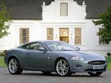 Jaguar XK Coupe UK-spec 2006–09 pictures