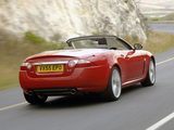 Jaguar XK Convertible 2006–09 wallpapers