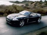 Jaguar XKR Portfolio Convertible 2007 images