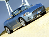 Jaguar XKR Convertible 2007–09 pictures