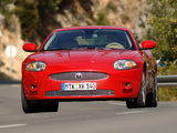 Jaguar XKR Coupe 2007–09 pictures