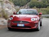 Jaguar XK Coupe 2009–11 images