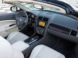 Jaguar XKR Convertible 2009–11 photos
