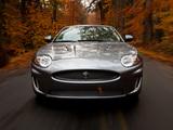 Jaguar XKR Convertible US-spec 2009–11 photos