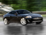Jaguar XKR Coupe 2009–11 wallpapers
