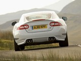 Jaguar XKR Coupe Black Package 2010 wallpapers