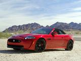 Jaguar XKR-S Convertible US-spec 2011 photos
