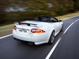 Jaguar XKR-S Convertible UK-spec 2011 photos